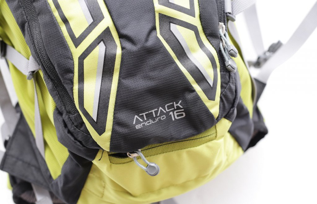 Deuter Attack Enduro 16 – Prezentacja