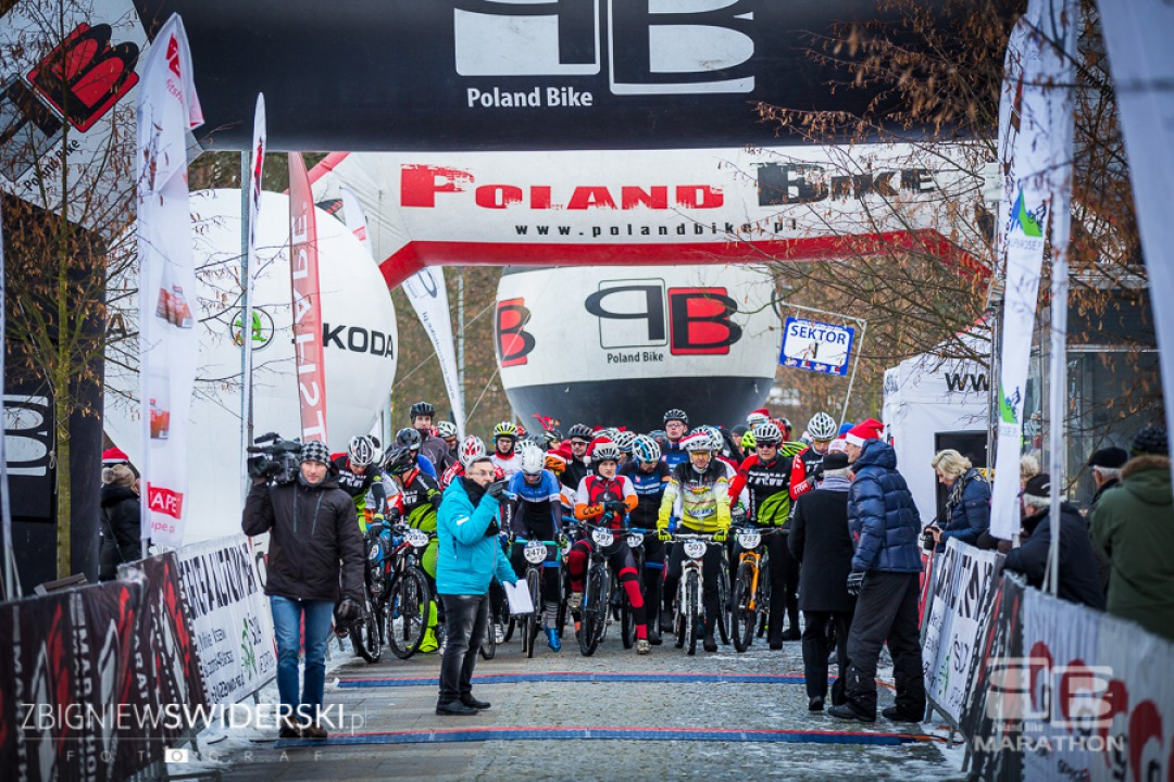 Sylwestrowy Poland Bike w Otwocku 31 grudnia!