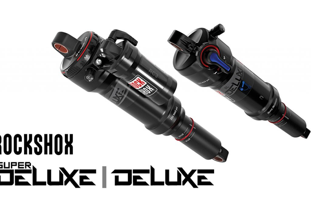Deluxe i Super Deluxe – nowe tłumiki Rock Shoxa