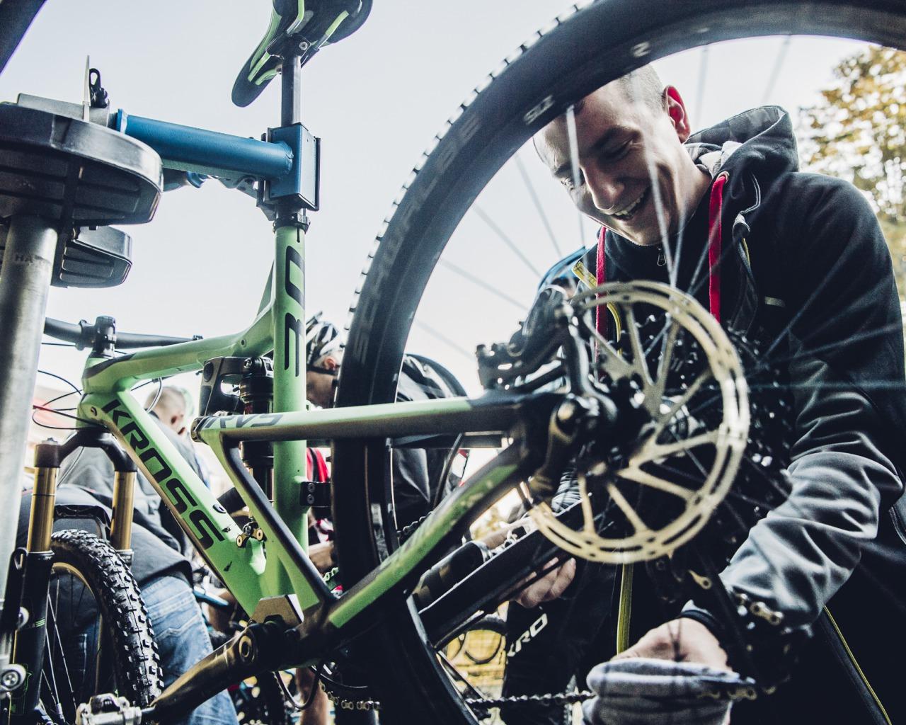 Kross zaprasza na testy rowerów w całej Polsce