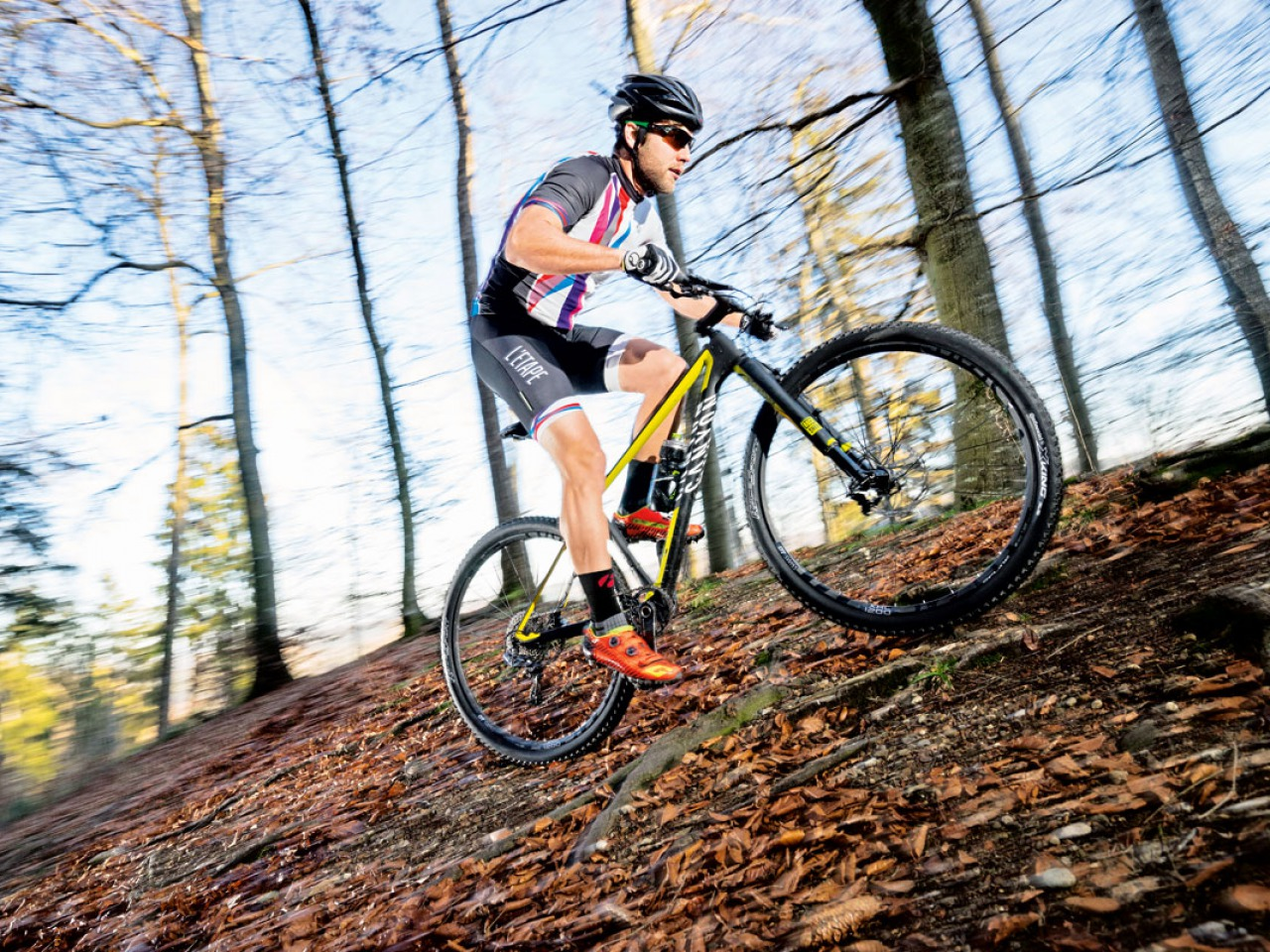Test: topowy Canyon Exceed CF SLX 9.9 Pro Race