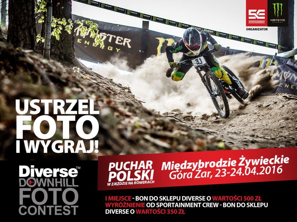 Diverse Downhill Foto Contest