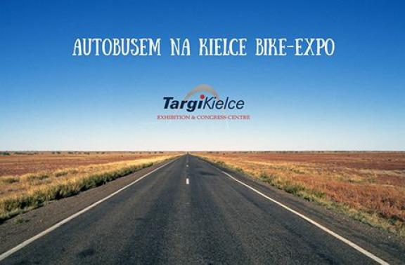 Na Targi Kielce Bike-Expo z Łodzi, Katowic i Warszawy!