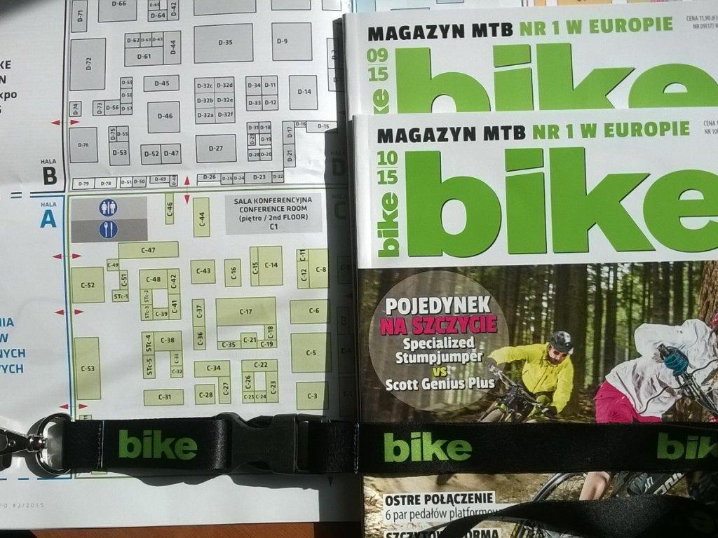 Bike na Kielce Bike-Expo!