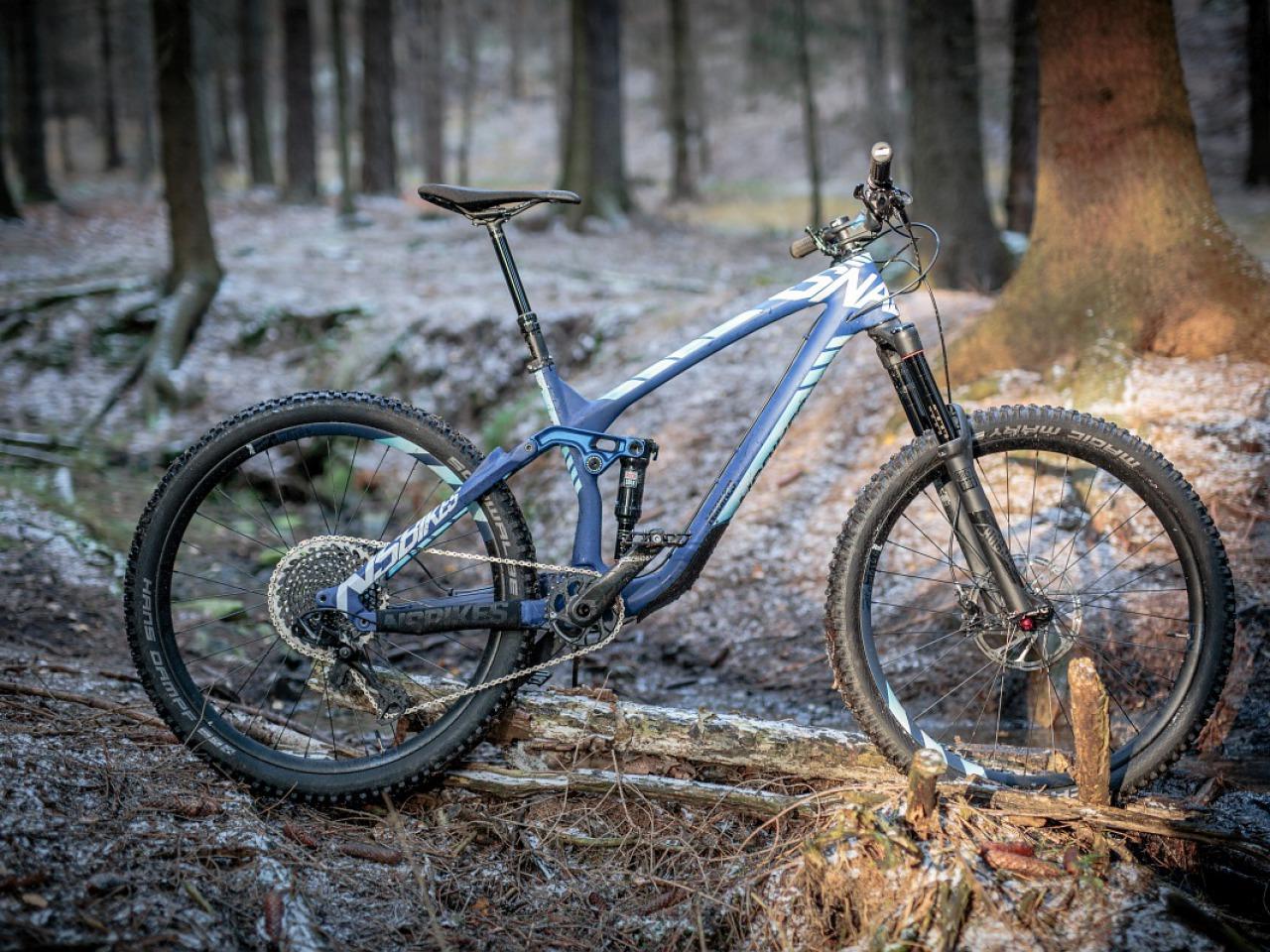 NS Bikes Snabb E1 Carbon – Prezentacja