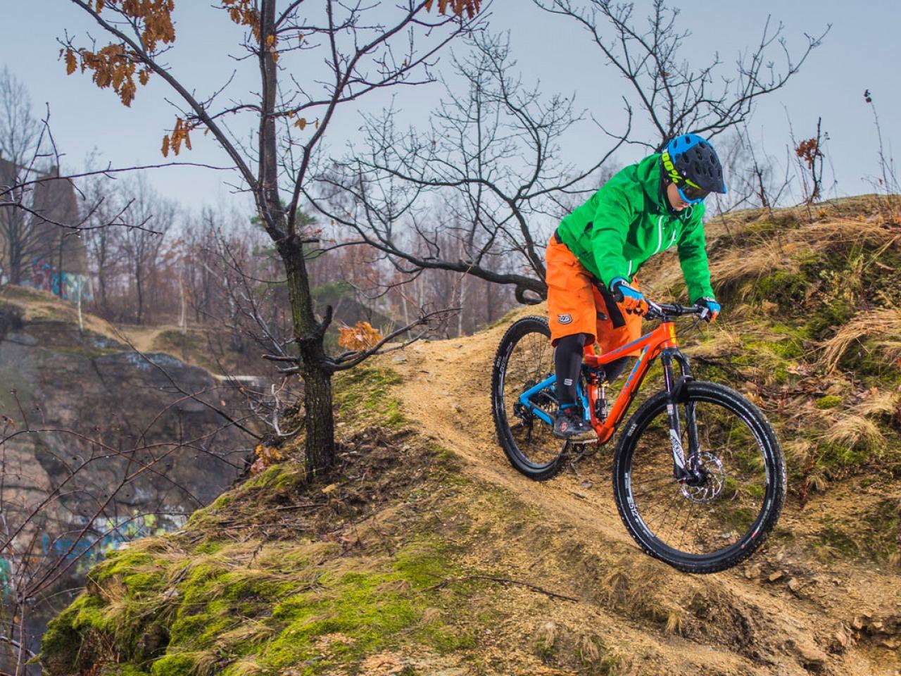 BMC Trailfox 03 – First Ride
