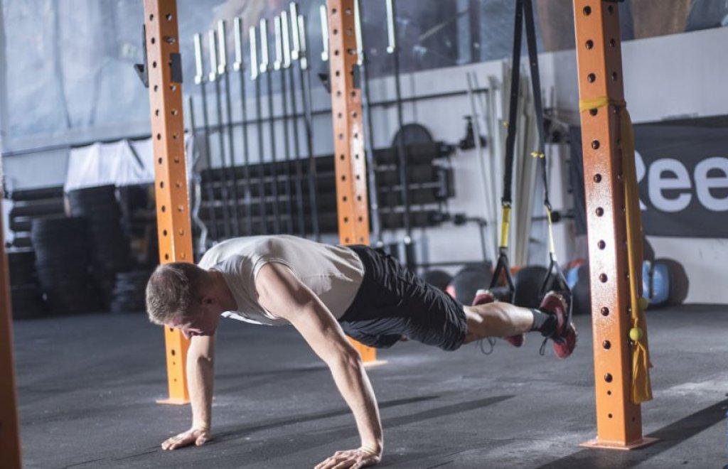 Trening siłowy kolarza – stabilizacja centralna