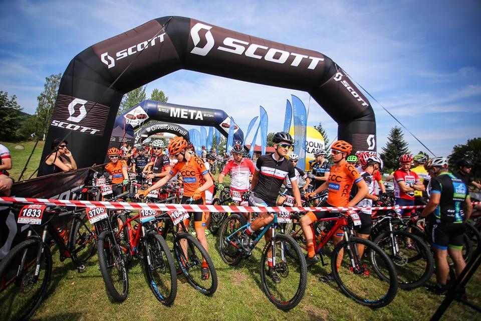22 lipca Bike Maraton zaprasza do Bielawy