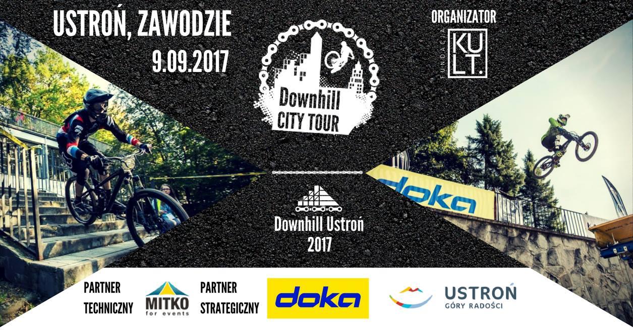 Kolejna edycja Downhill City Tour przed nami!