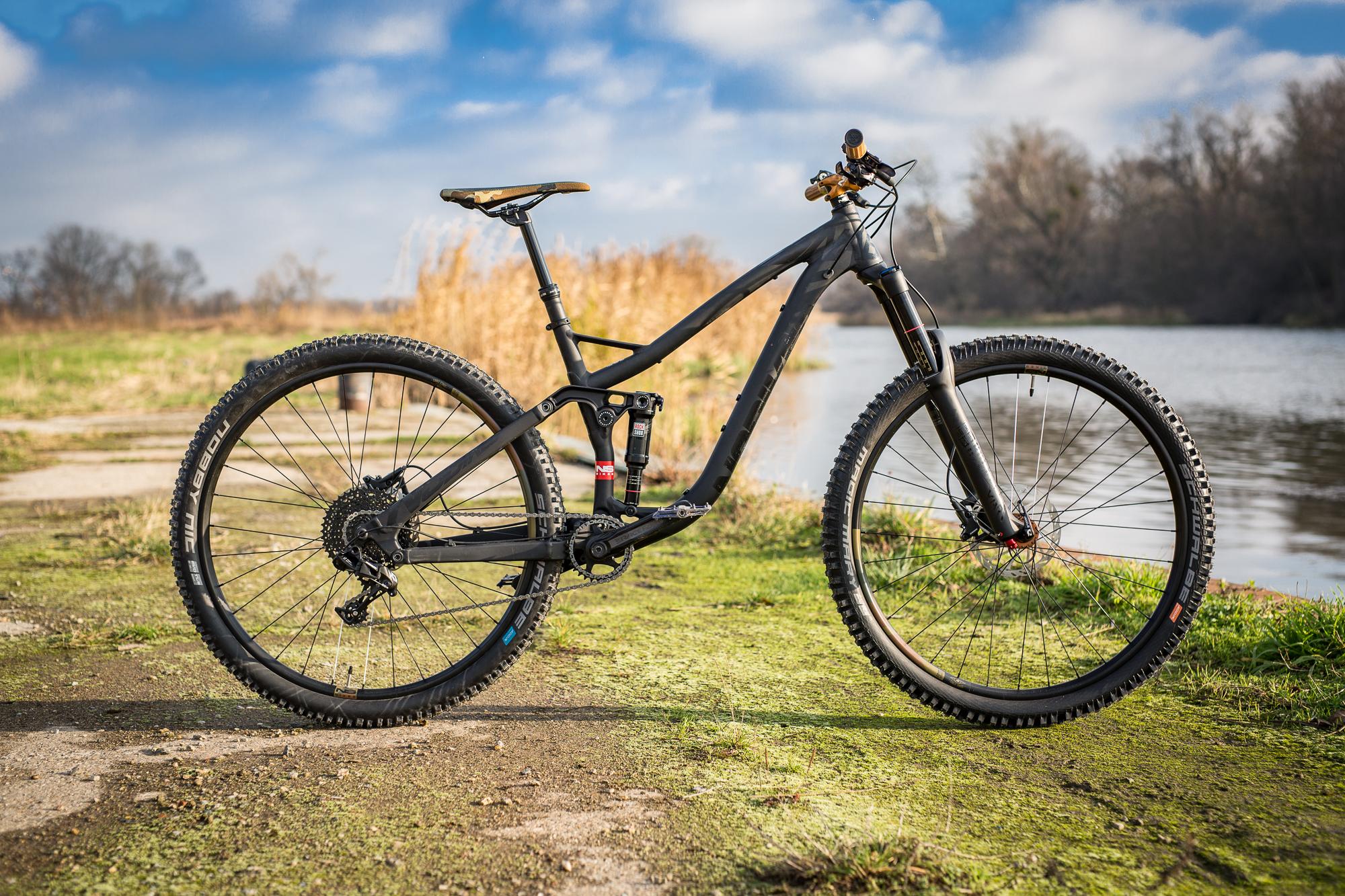 NS Bikes Snabb 150 Plus 2 – Prezentacja