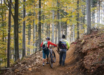 Enduro Trails, Srebrna i inne