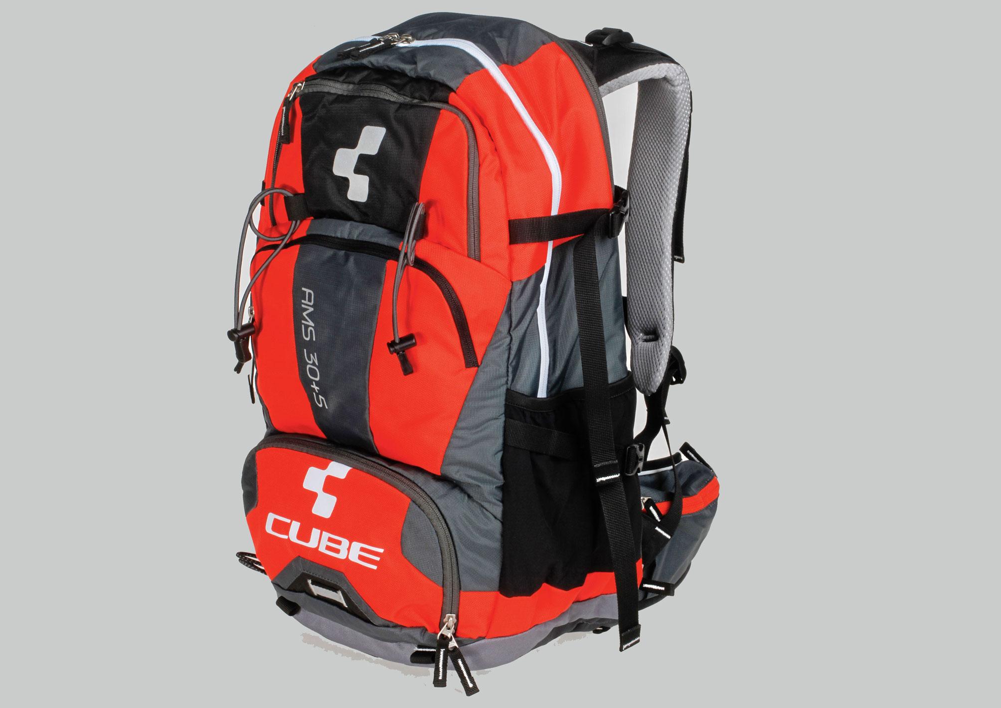 CUBE AMS 30+5