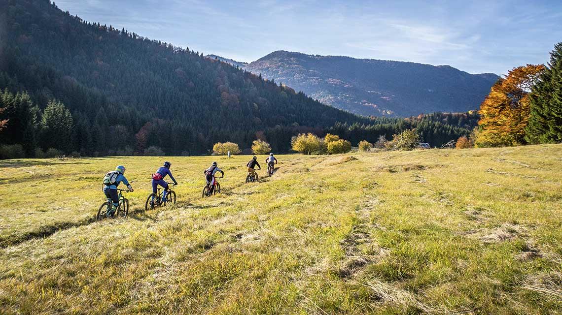 Bike park Malino-Brdo Ruzomberok
