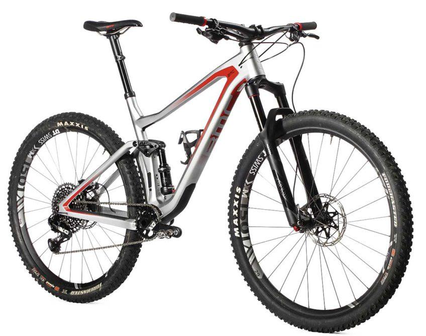 Rowery ścieżkowe. BMC Speedfox One cały rower