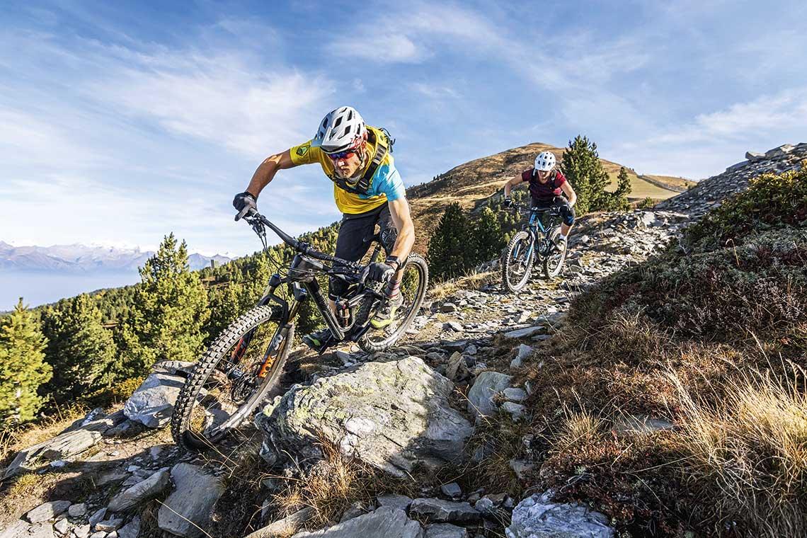 Przyszłość rowerów. Hardtail, trail, all mountain i enduro.
