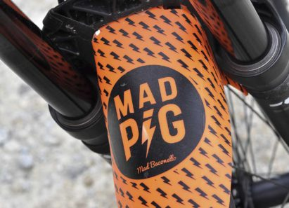 Błotniki Mad Pig MAD BACONELLO. Test long ride