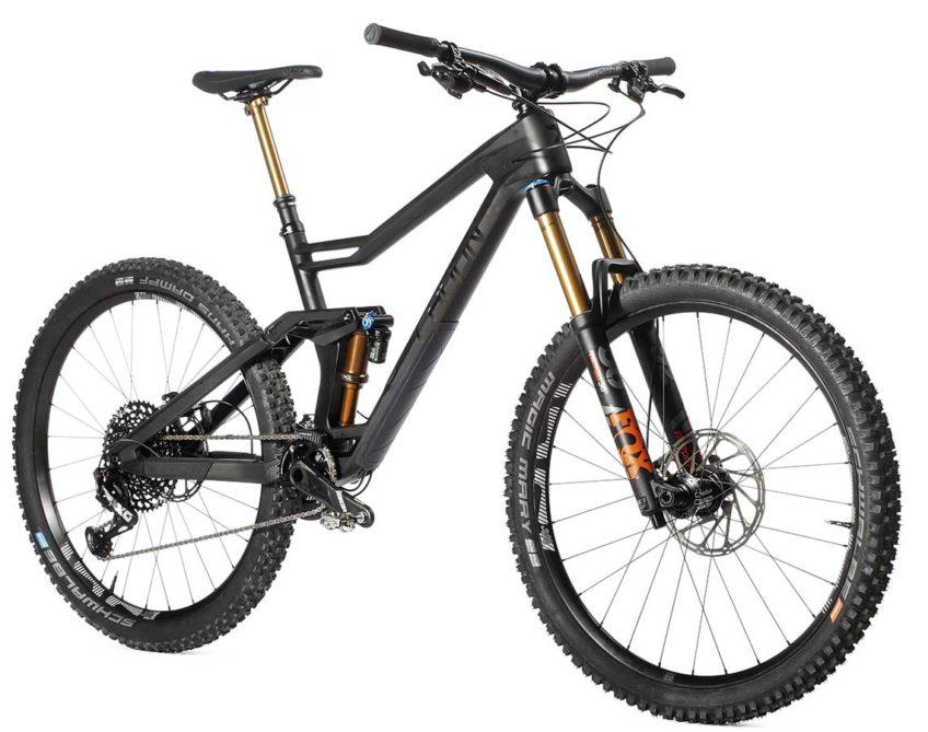 Rowery enduro RADON JAB 10.0 cały rower