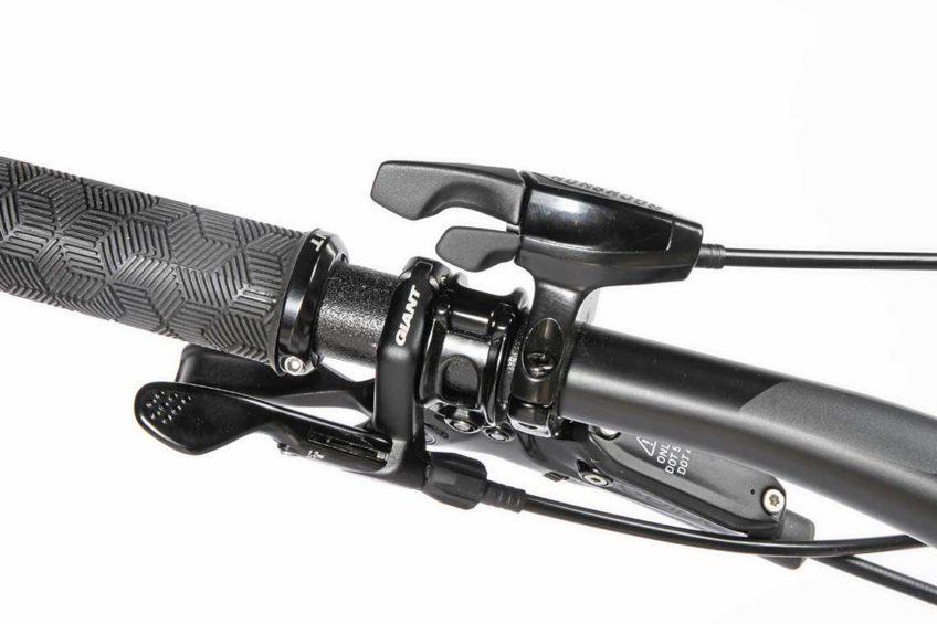 GIANT REIGN ADVANCED 0 rowery enduro. Sporo kabli...