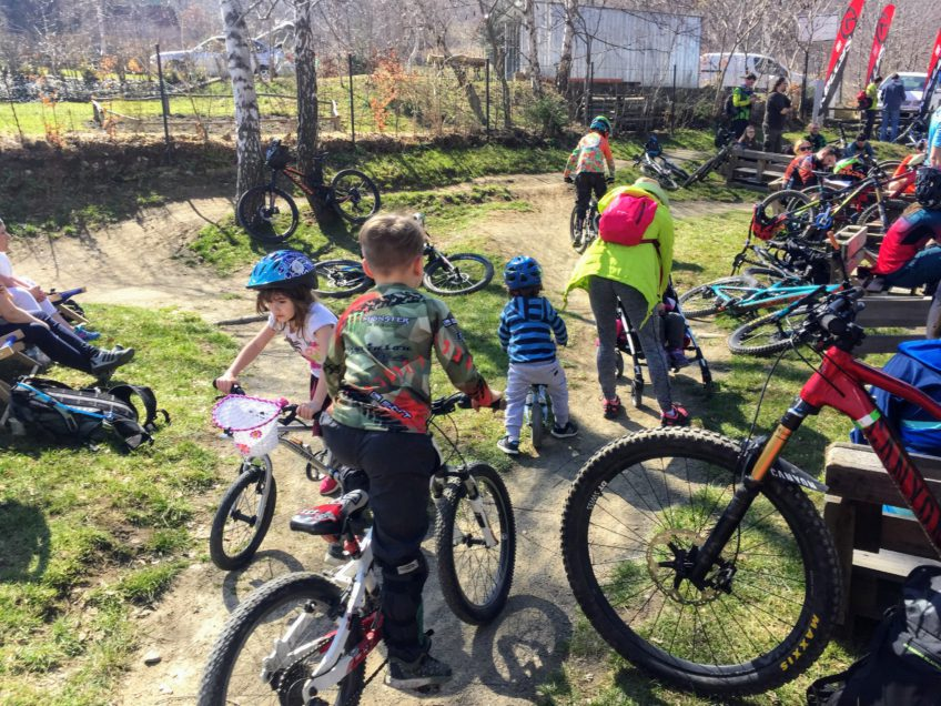 Otwarcie sezonu Srebrna Góra dzieci