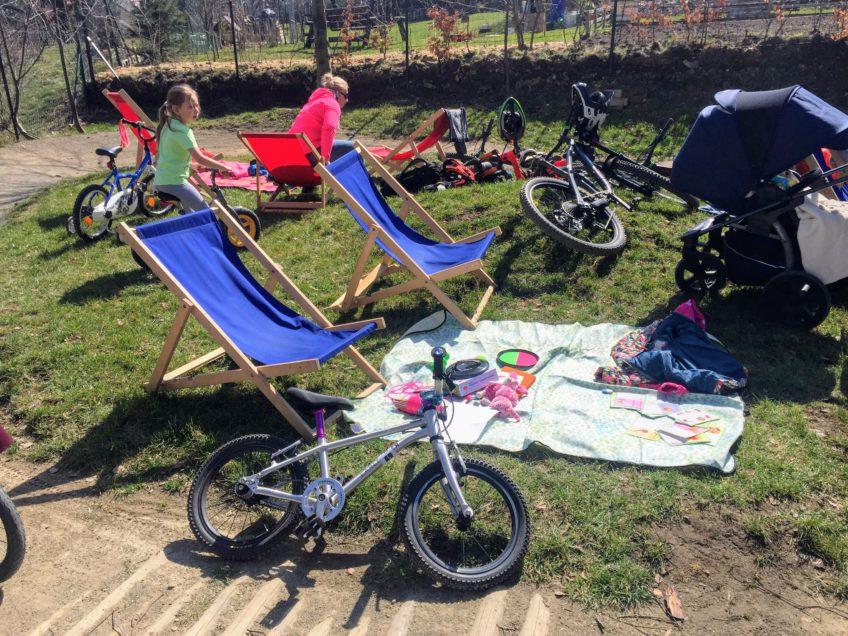 Otwarcie sezonu Srebrna Góra leżaczki