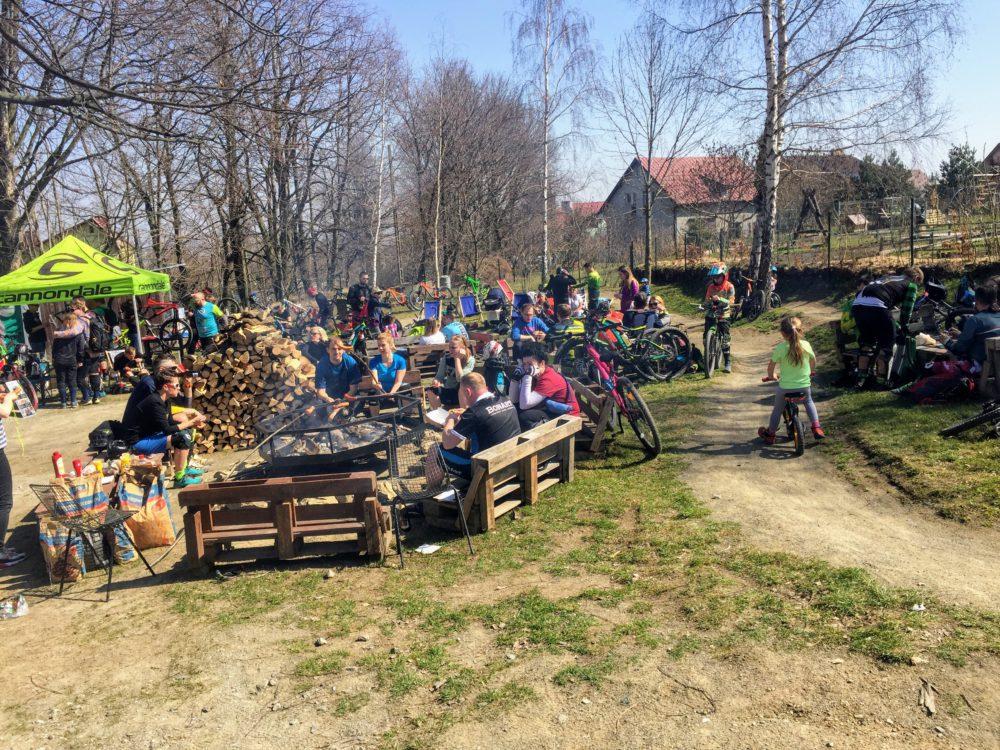 Otwarcie sezonu rowerowego 2018 w Srebrnej Górze