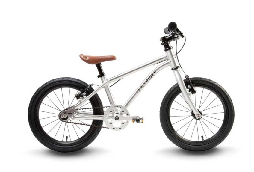Jazda z dziećmi, mtb, dzieci na rowerach, earlyrider