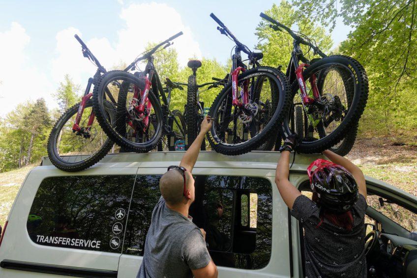 Bike Shuttle Torbole
