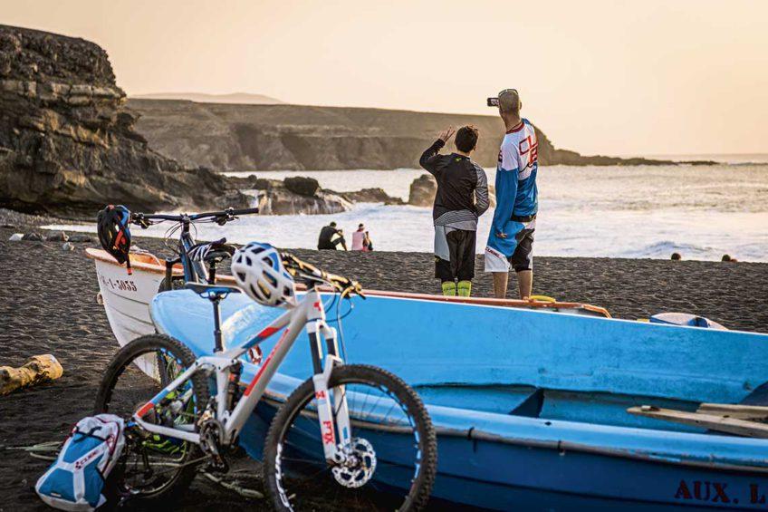 Fuertaventura ścieżki mtb