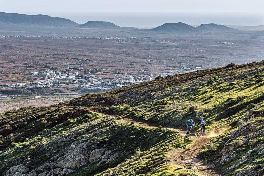Fuertaventura, ścieżki mtb