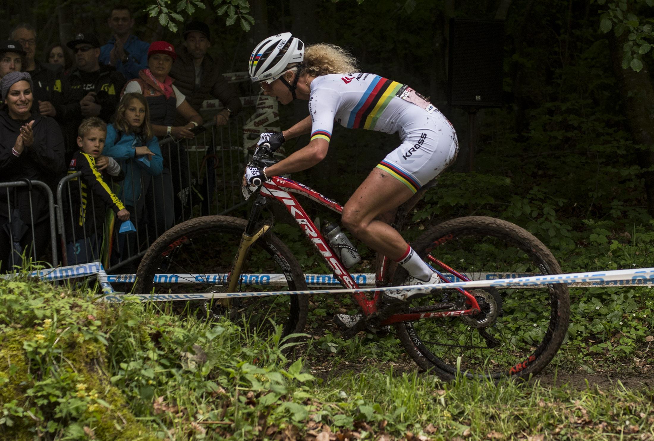 Jolanda Neff wygrywa Puchar Świata w Albstadt