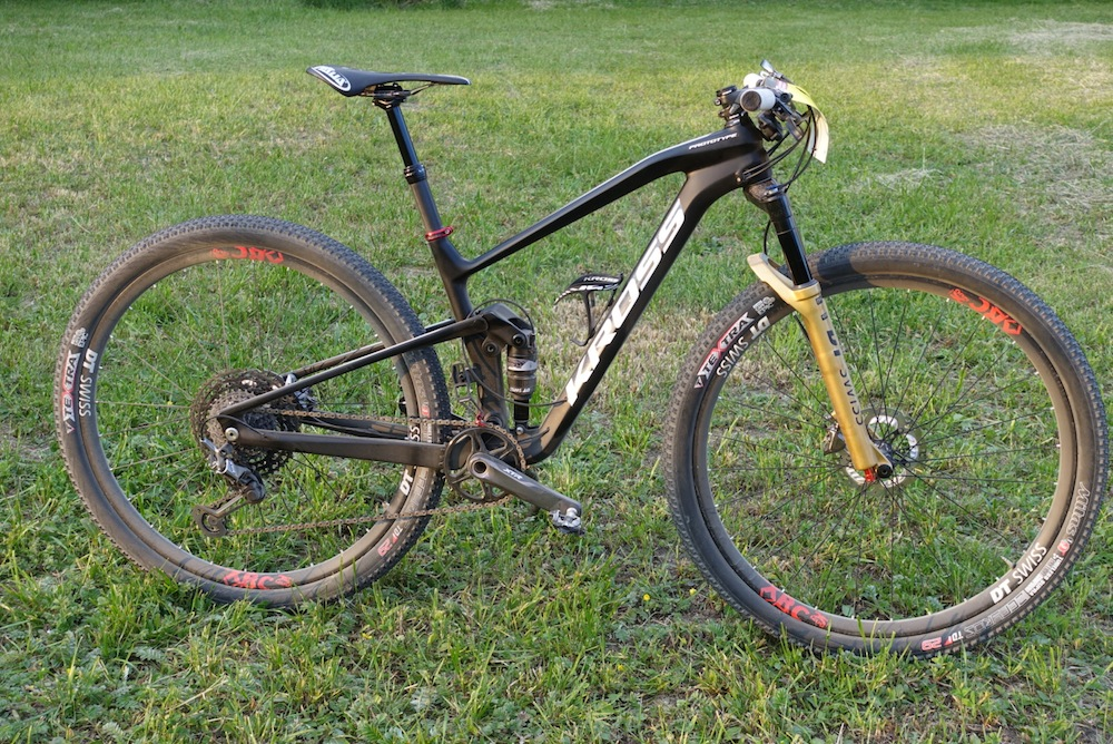 Kross Prototype Jolandy Neff – Bike check