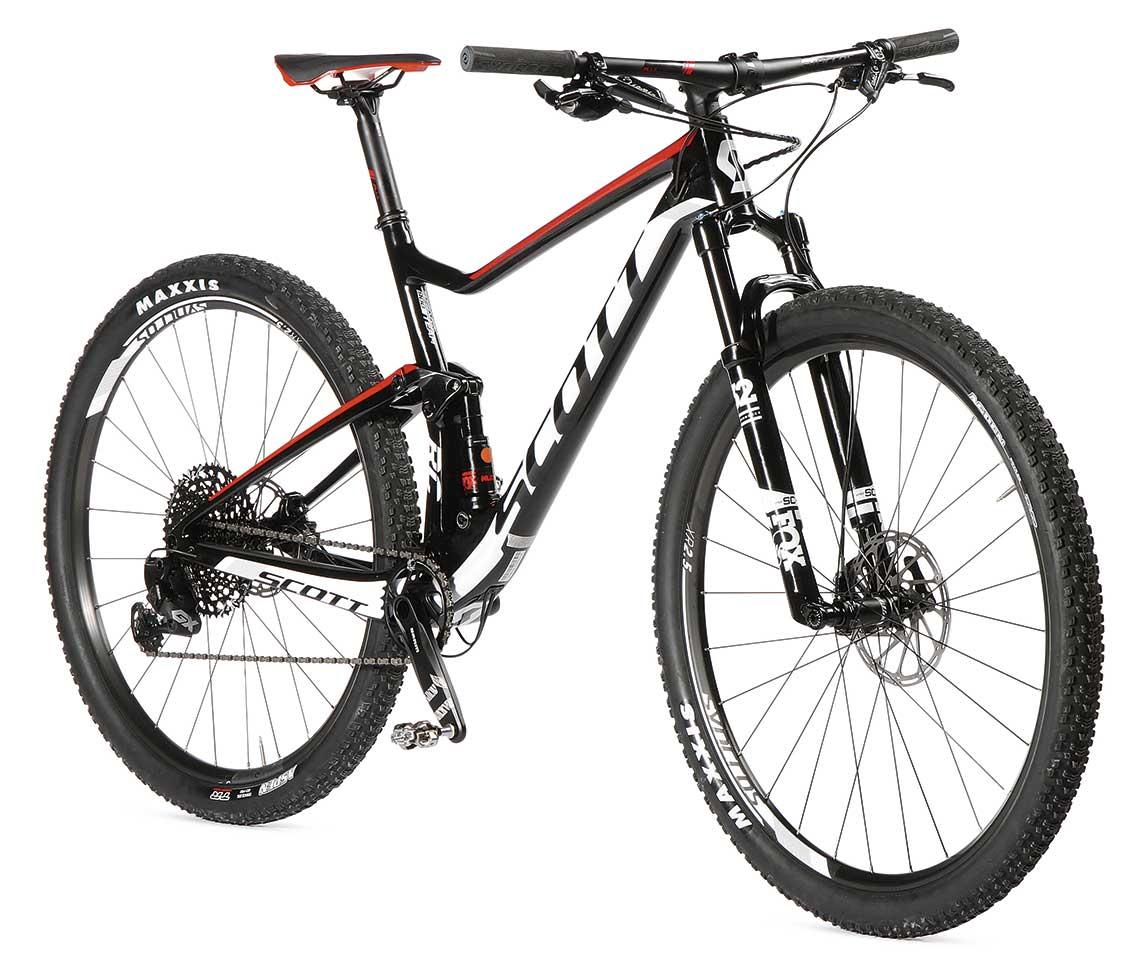 SCOTT SPARK RC 900. Lekkie rowery do maratonu