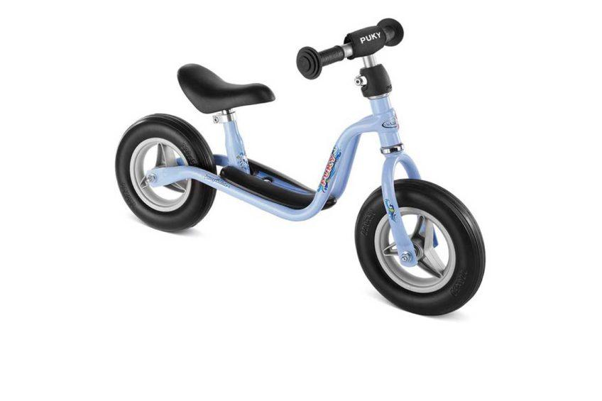 Jazda z dziećmi, mtb, dzieci na rowerach. puky