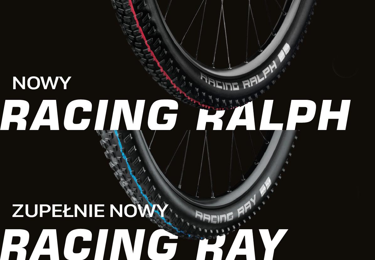 Racing Ralph i Racing Ray. Nowe Schwalbe do XC