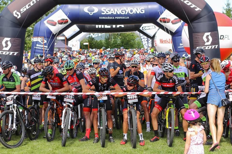Bike Maraton w Bielawie już w sobotę 21 lipca!