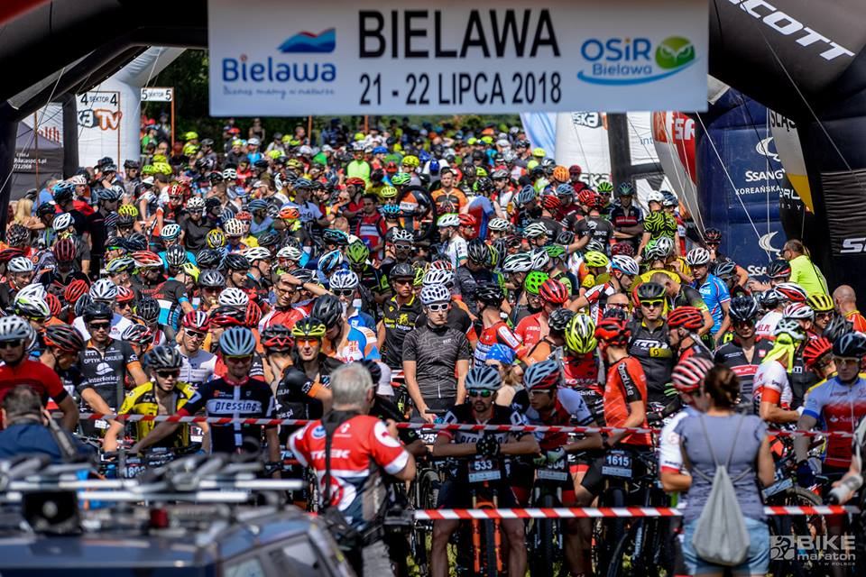 Bike Maraton Bielawa 2018 – relacja