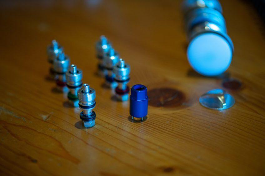 Formula Selva R w wersji do koła 29 cali, choć dostępna będzie teżdo 27,5 i 27,5+. Skok 120 -160 mm (29)