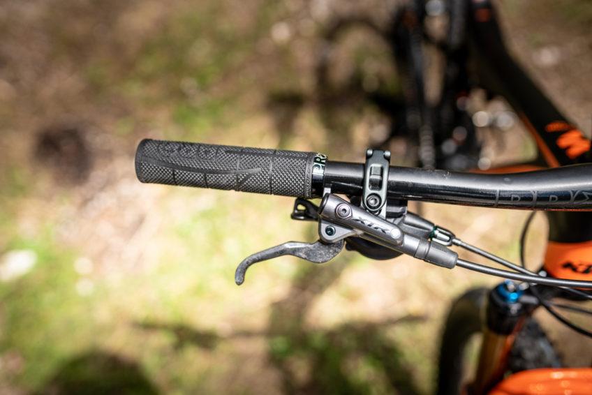 Shimano XTR M9100 hamulec