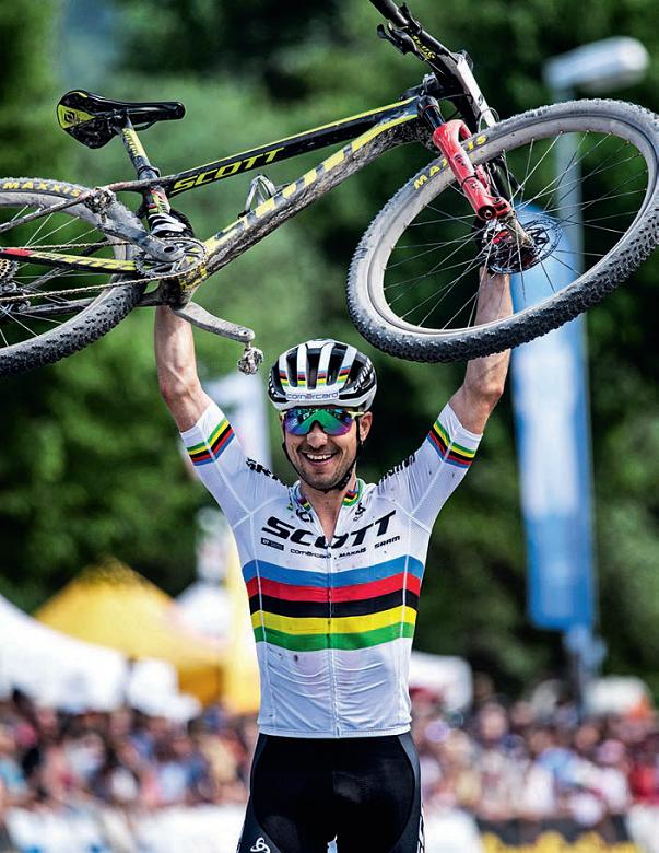 Rowery zwycięzców – Scott Nino Schurtera