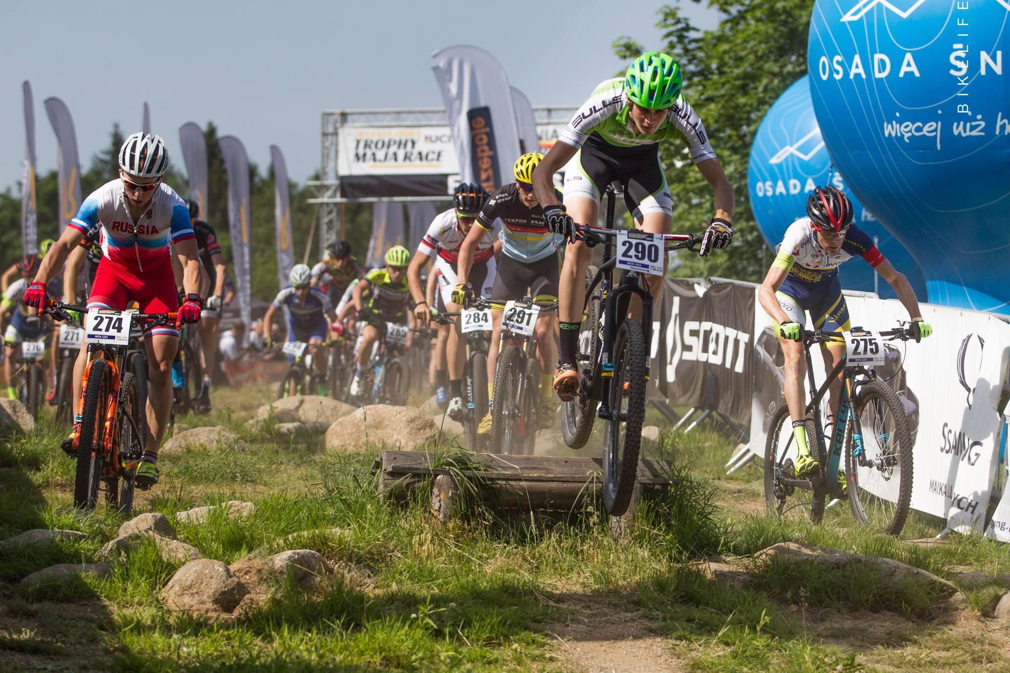 Jelenia Góra Trophy Maja Race i UCI Marathon Series