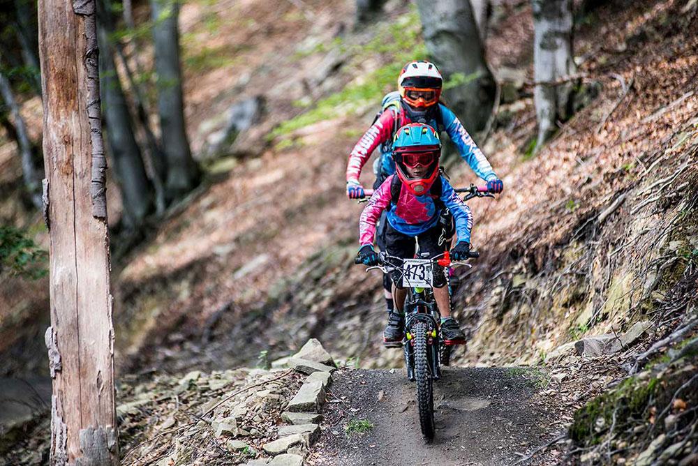 Motherbiker: Matka od jeżdżenia na rowerze