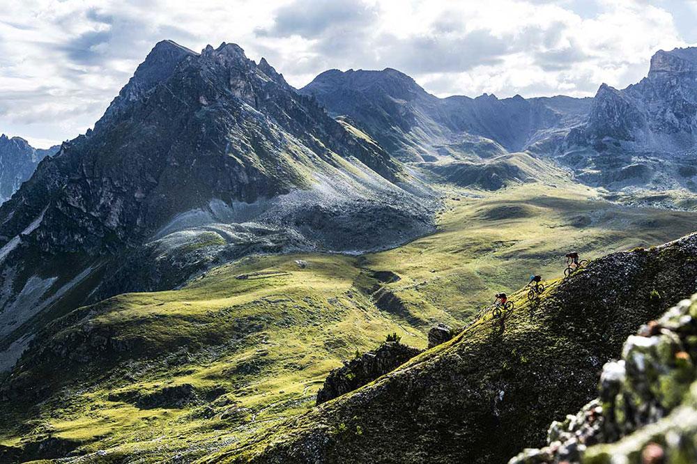 Valais - Balkon Trail