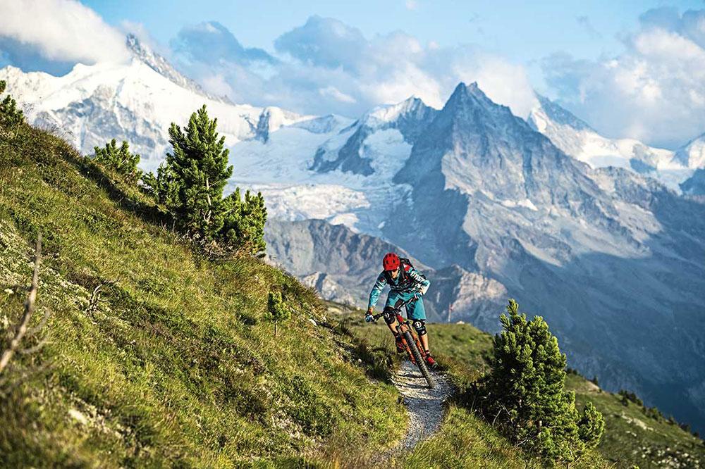 Windą na szczyt – Szwajcarskie Valais