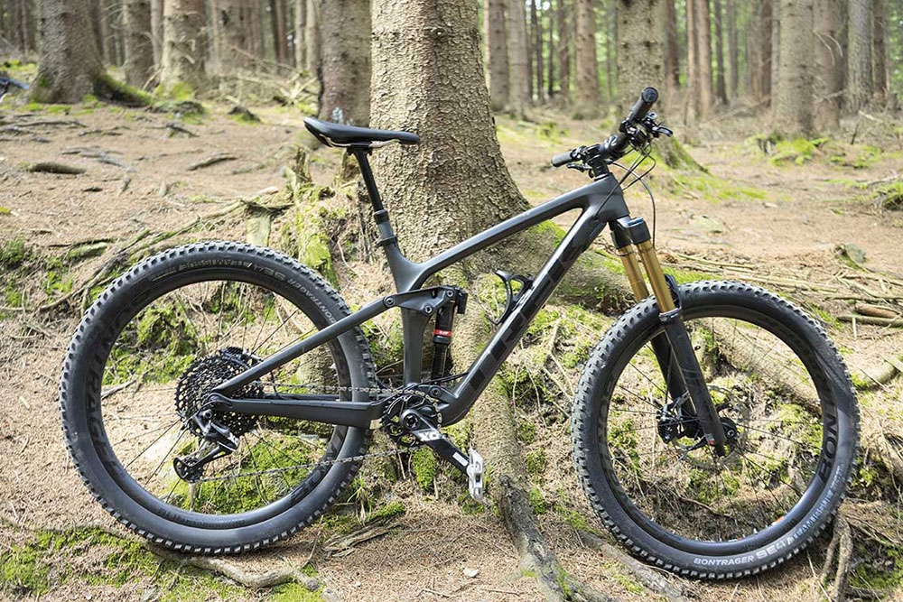 Trek Remedy na 2019 bez Full Floatera