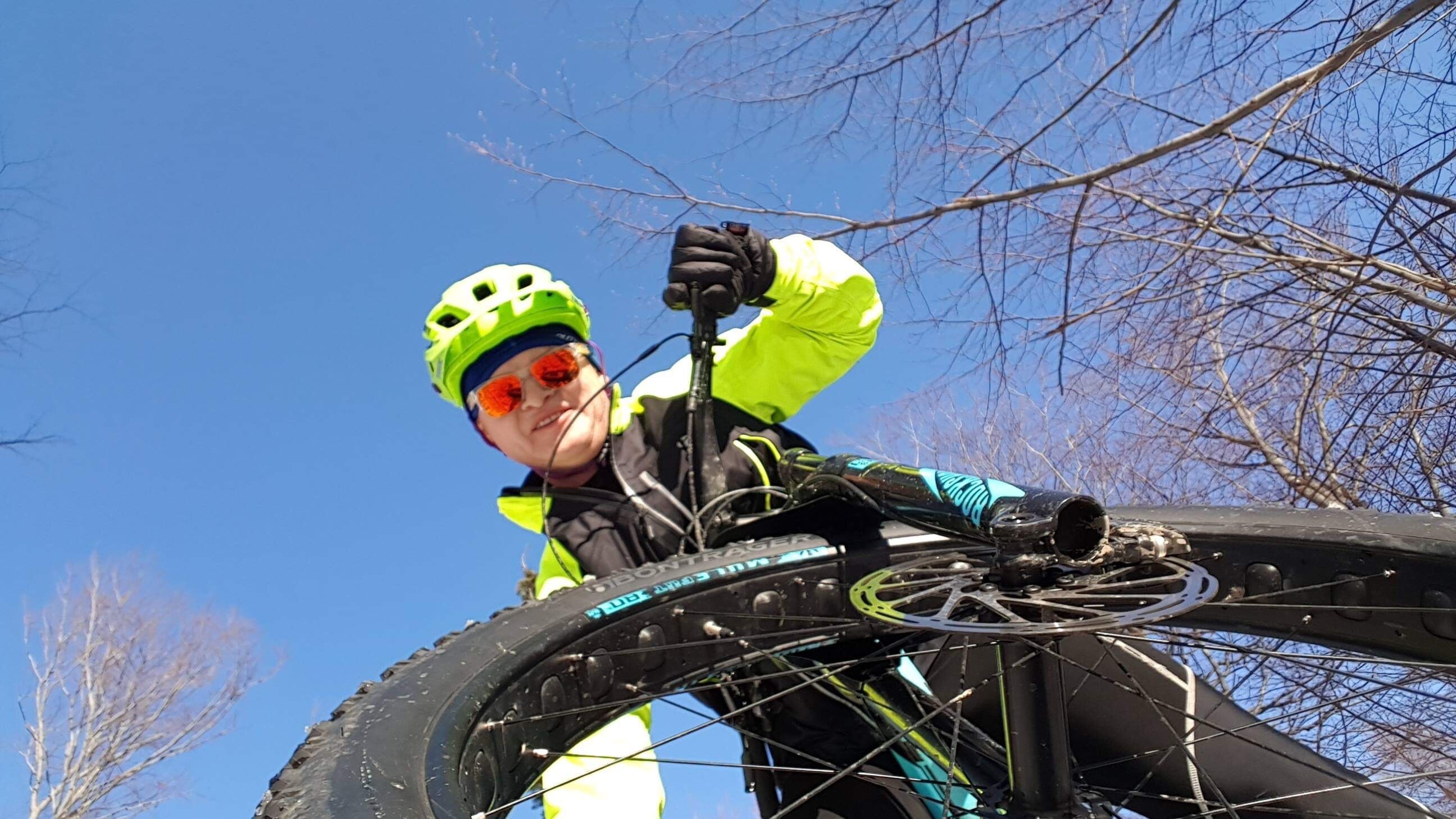 Irek Bieleninik marzy o nowym GPS-ie pod choinką!