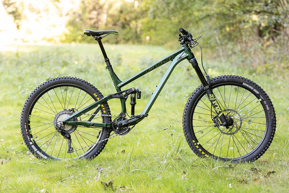 First Ride – FUJI AURIC 27.5 LT 1.3