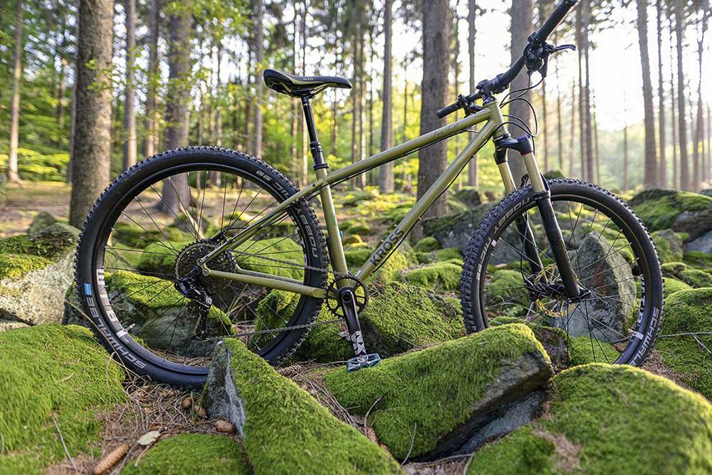 Test seria: idealny rower w góry – Kross Pure Trail