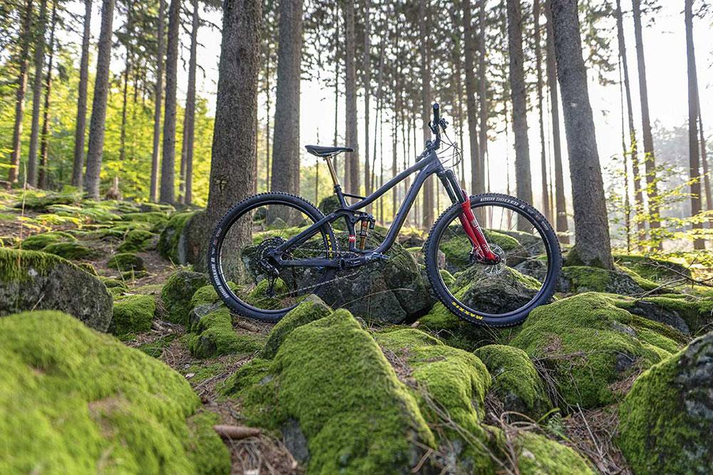 Test seria: idealny rower w góry – NS BIKES SNABB 150 PLUS