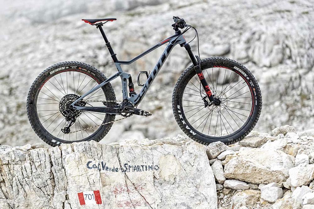 Test seria: idealny rower w góry – SCOTT SPARK 720