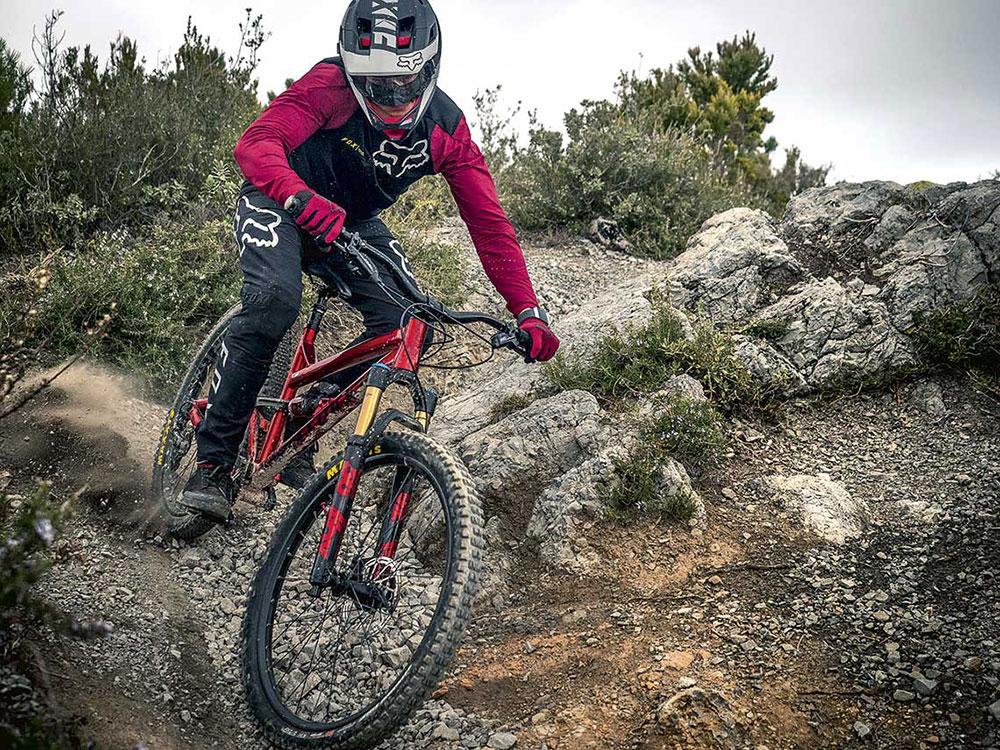 Lekcja skilla z Dartmoor Bikes cz. 1 – pozycja na rowerze